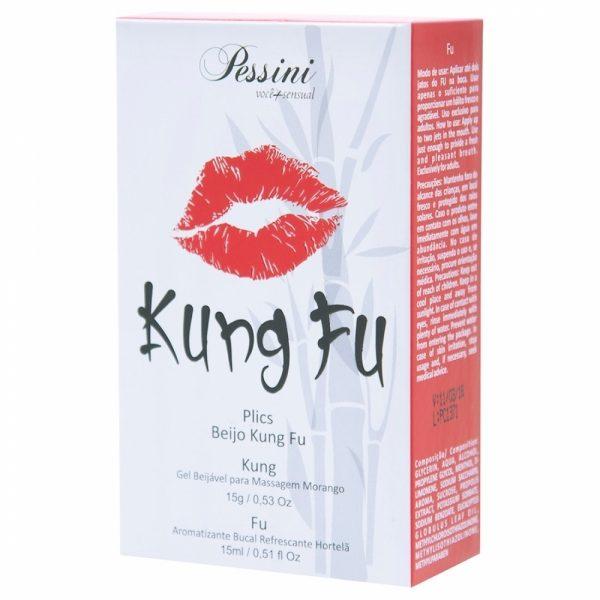 Plics Beijo Kung Fu - Pessini
