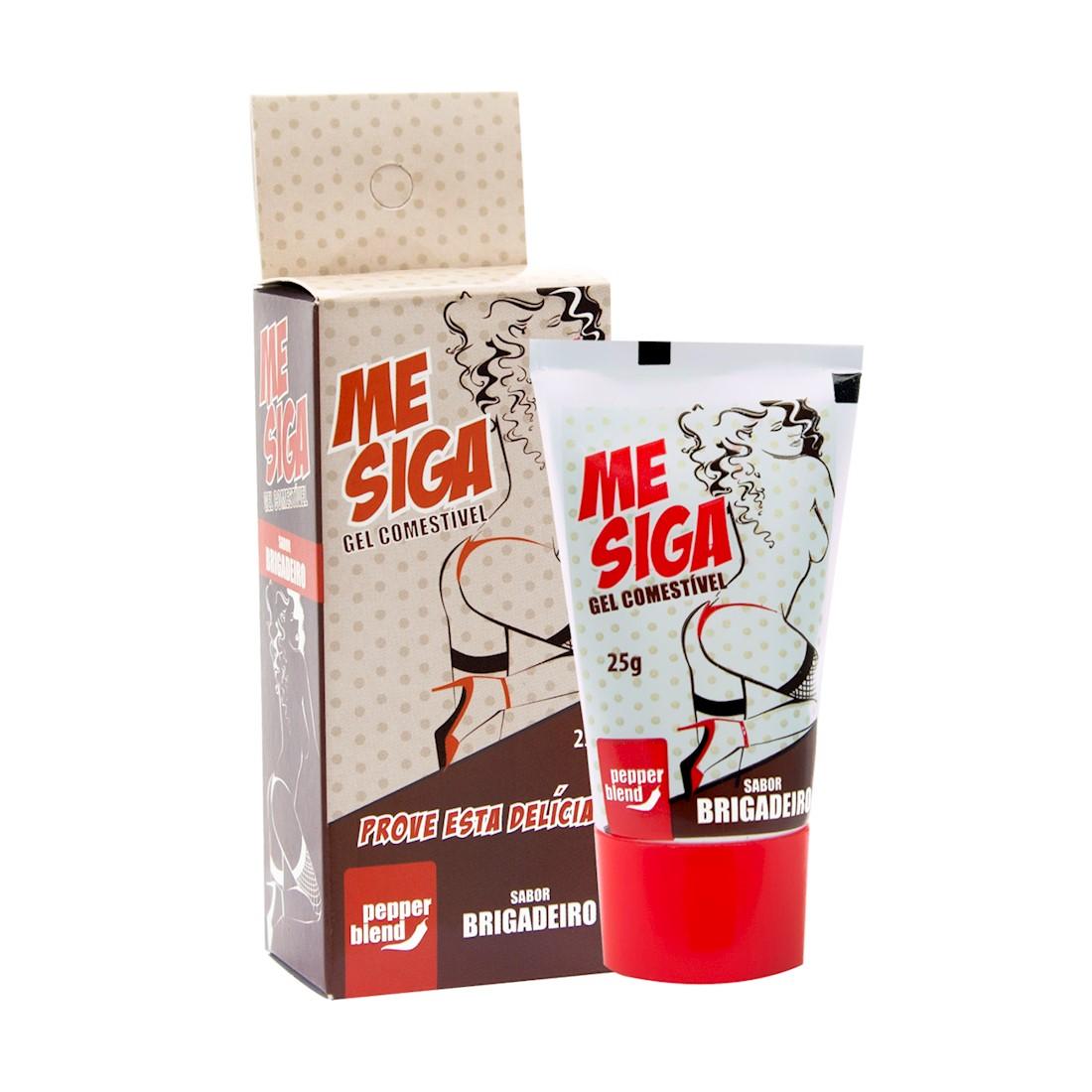 Me Siga Brigadeiro Gel Comestível 25g - Pepper Blend