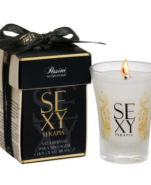 Vela Beijável Sexy Terapia 40g - Pessini