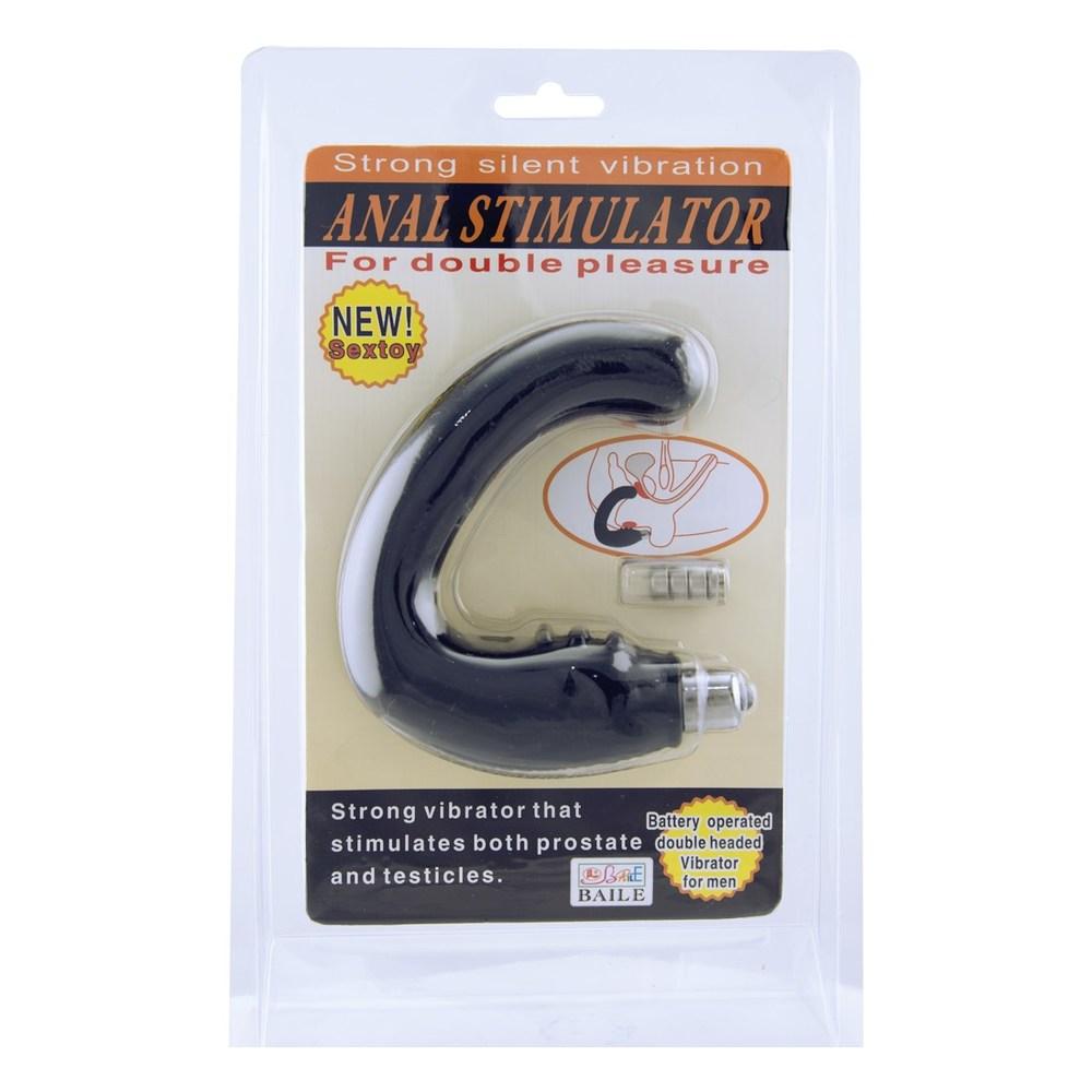 Estimulador De Próstata Com Vibração Sensual Love