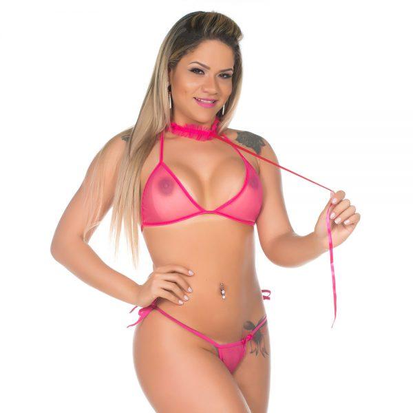 Kit Fantasia Pimentinha Gatinha - Pimenta Sexy
