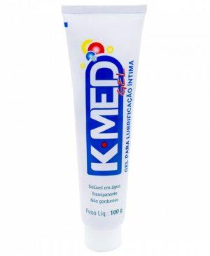 K-med Bisnaga Lubrificante íntimo 100g Cimed