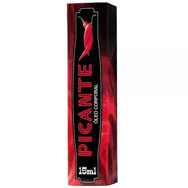Picante Lubrificante Hot Spray 15ml Garji